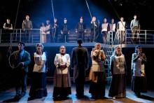 Titanic - Southwark Playhouse - Cast
