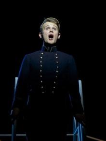 Titanic - Southwark Playhouse - Jonathan David Dudley
